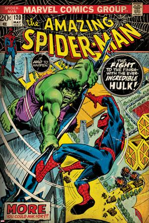 Marvel Comics Retro Style Guide: Spider-Man, Hulk