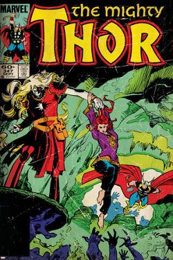 Marvel Comics Retro Style Guide: Thor, Malekith