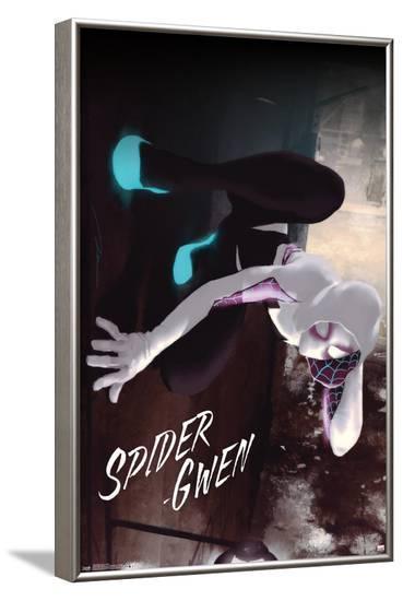 Marvel Comics - Spider-Gwen - Wall--Framed Poster