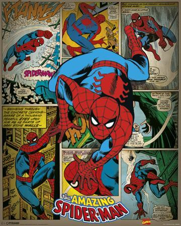 Marvel Comics - Spider-Man (Retro)