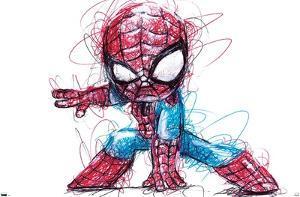 Marvel Comics - Spider-Man - Sketch