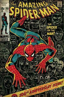 Marvel Comics Spider Man