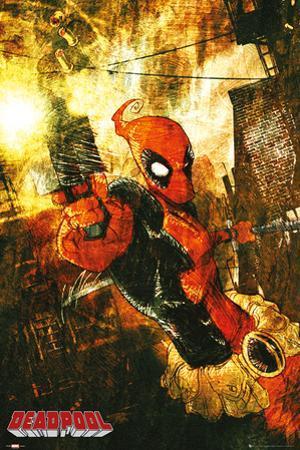 Marvel Extreme - Deadpool Gun