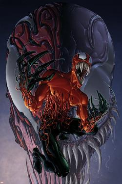 Marvel Extreme Style Guide: Carnage