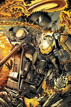 Marvel Extreme Style Guide: Ghost Rider