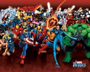 Marvel Heroes - Attack