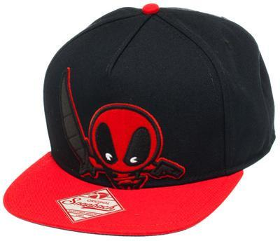 Marvel Kawaii - Deadpool Snapback Hat
