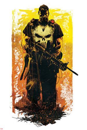 Marvel Knights - Punisher Art Design