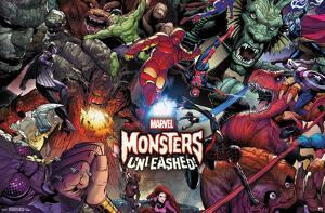 Marvel- Monsters Unleashed