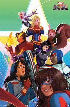 Marvel Rising - Group