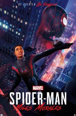 Marvel's Spider-Man: Miles Morales - Pose