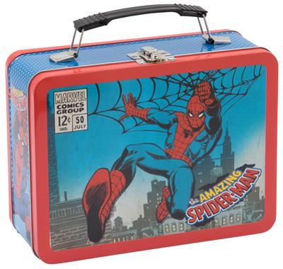 Marvel's Spider-Man - Tin Lunch Box