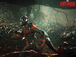 Marvel: Scott Lang