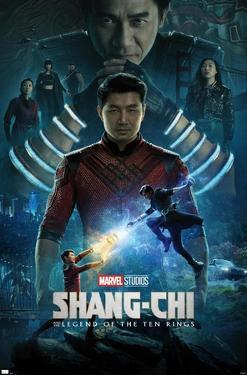 Marvel Shang-Chi and the Legend of the Ten Rings - Official One Sheet
