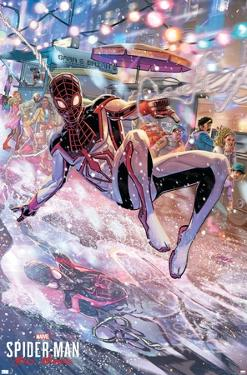 Marvel Spider-Man: Miles Morales - Javier Garron
