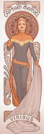 Marvel Universe - Captain Marvel