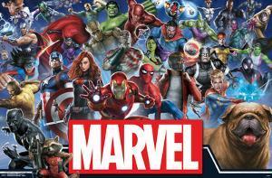 MARVEL UNIVERSE - HEROES