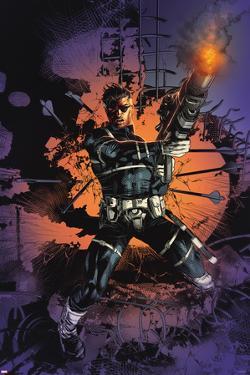 Marvel Universe - Nick Fury