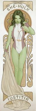 Marvel Universe - She-Hulk