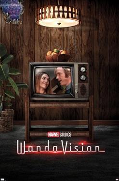 Marvel WandaVision - 70's One Sheet