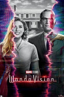 Marvel WandaVision - One Sheet