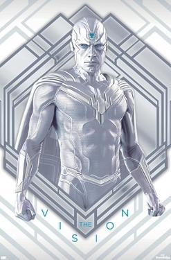 Marvel WandaVision - White Vision