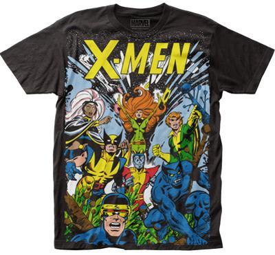 Marvel: X-Men- The Gang
