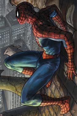 Marvels Spider-Man Panel