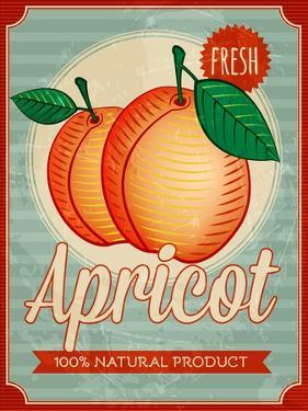 Vintage Styled Apricot by Marvid