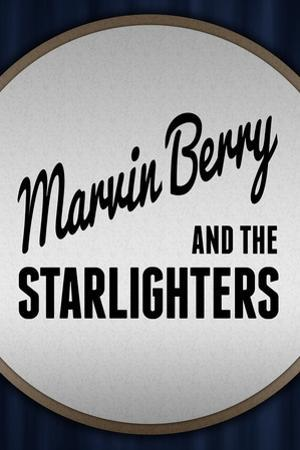 Marvin Berry and the Starlighters Plastic Sign