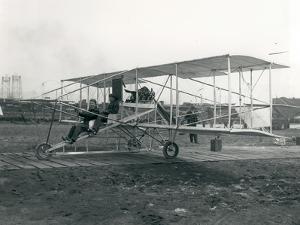 First Passenger Flight in Washington, September 28, 1912 by Marvin Boland