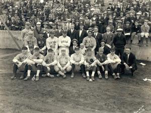 Tacoma All Star Baseball Team, 1924 by Marvin Boland