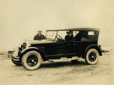 Touring Car, Circa 1920s by Marvin Boland