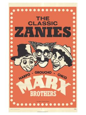 Marx Brothers, 9999