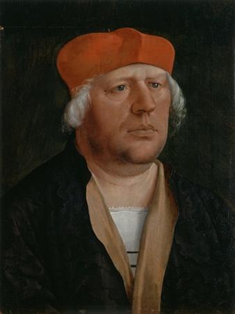 Portrait of a Canon, C.1520