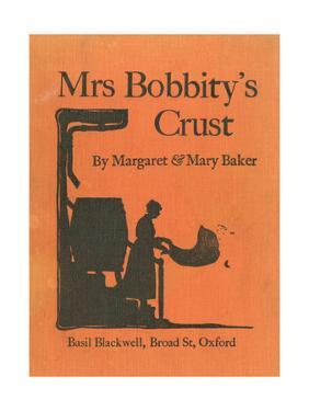Mrs Bobbity Shaking Out Her Tablecloth by Mary Baker