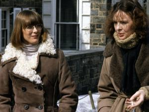 Mary Beth Hurt and Diane Keaton INTERIORS YOU, 1978 directed by Woody Allen (photo)