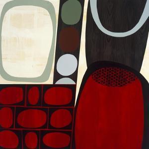 Symbioses I by Mary Calkins
