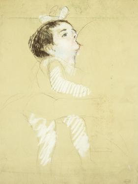 Breastfeeding Infant by Mary Cassatt