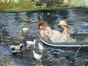 Cassatt: Summertime, 1894 by Mary Cassatt