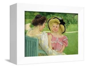 In the Garden, 1903/04 by Mary Cassatt