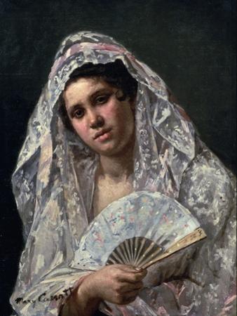 Spanish Dancer by Mary Cassatt