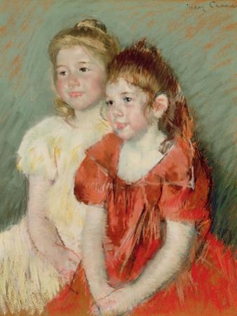 Young Girls, C.1900 by Mary Cassatt