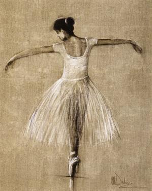 Bourees I by Mary Dulon