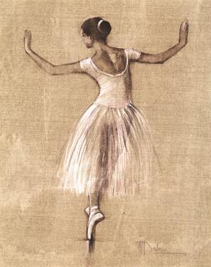 Bourees IV by Mary Dulon