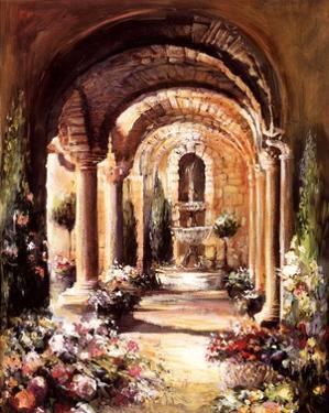 Viterbo by Mary Dulon