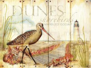 Dunes Shorebird by Mary Escobedo