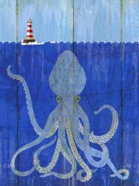 Octopus Ledgend by Mary Escobedo
