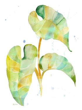 Watercolour Tropical 3 by Mary Escobedo