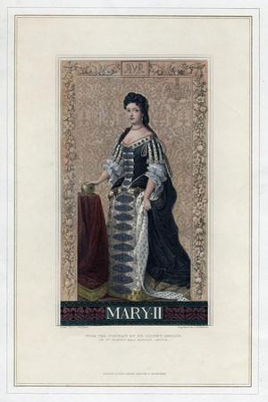 Mary II, Queen of England, Scotland and Ireland